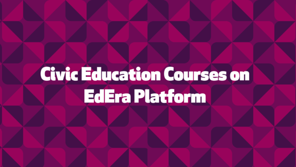 Civic Education Courses on EdEra Platform (ukr)