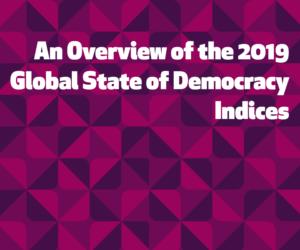 Огляд індексів глобального стану демократії 2019