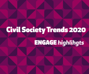 ENGAGE Highlights: Civil Society Trends 2020