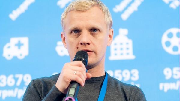 Голос громадянського суспільства України – Віталій Шабунін