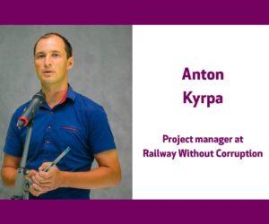 Голос громадянського суспільства України – Антон Кирпа