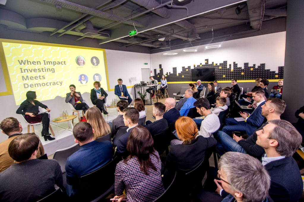 Ukrainian Civil Society News, November 18