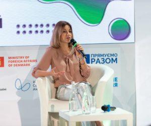 IХ Форум розвитку громадянського суспільства: Олена Рибій обговорила тенденції розвитку демократії в Україні та світі