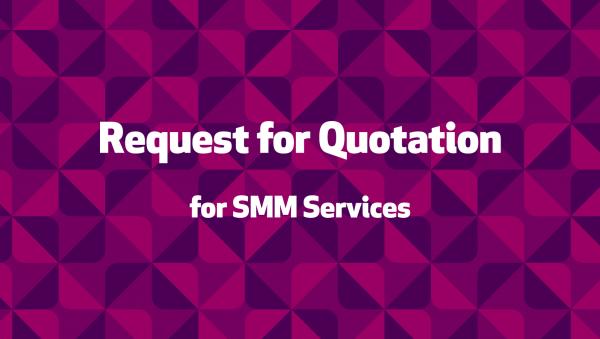 Запит цінової пропозиції на надання SMM послуг