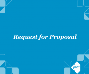 Request for Proposal for National Civic Engagement Polling